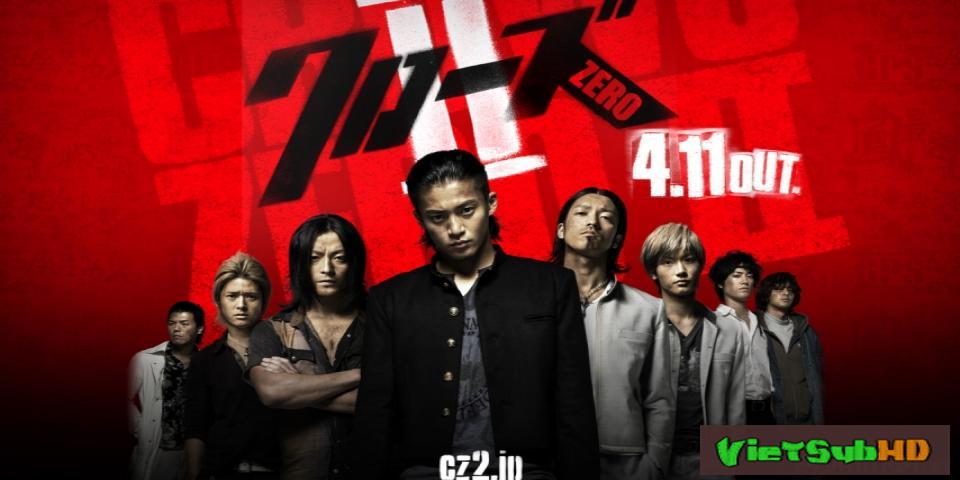 Phim Bá Vương Học Đường 2 VietSub HD | Crows Zero Ii 2009