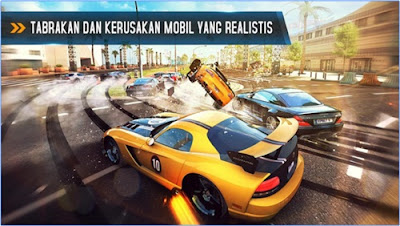 Game balapan android gratis terbaik asphalt 8 airbone