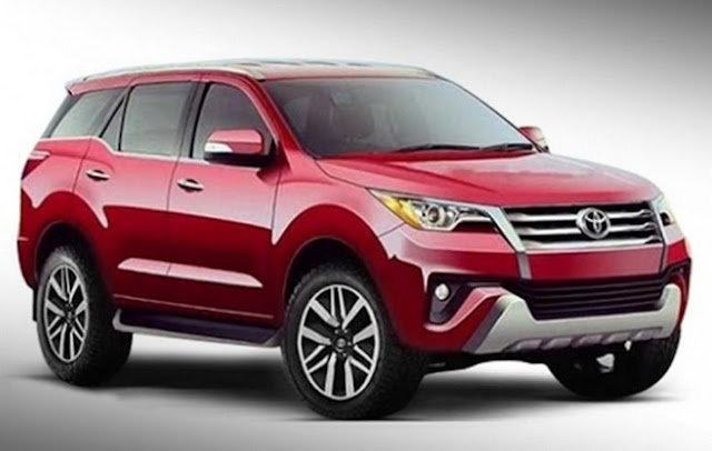 Toyota Fortuner New Model 2016 Price In India