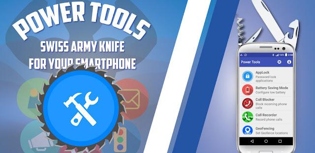 برنامج Power Tools للأندرويد