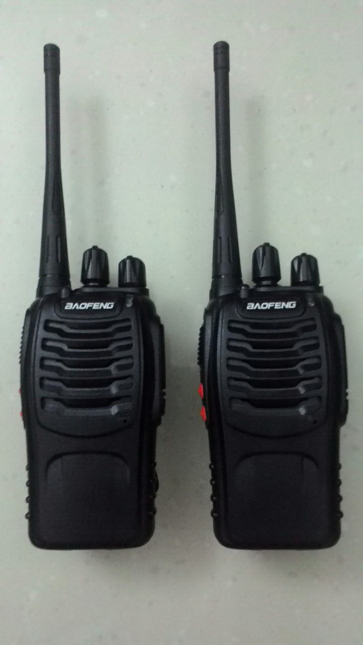 pengerian radio walkie talkie