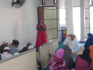 Senam Haji SEhat bersama SUSU HAJI SEHAT dan GEMAHATI KBIH AL Hakimiah Depok