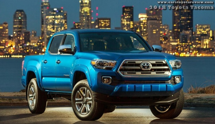 2018 Toyota Tacoma Trucks For Sale And Limited Edition