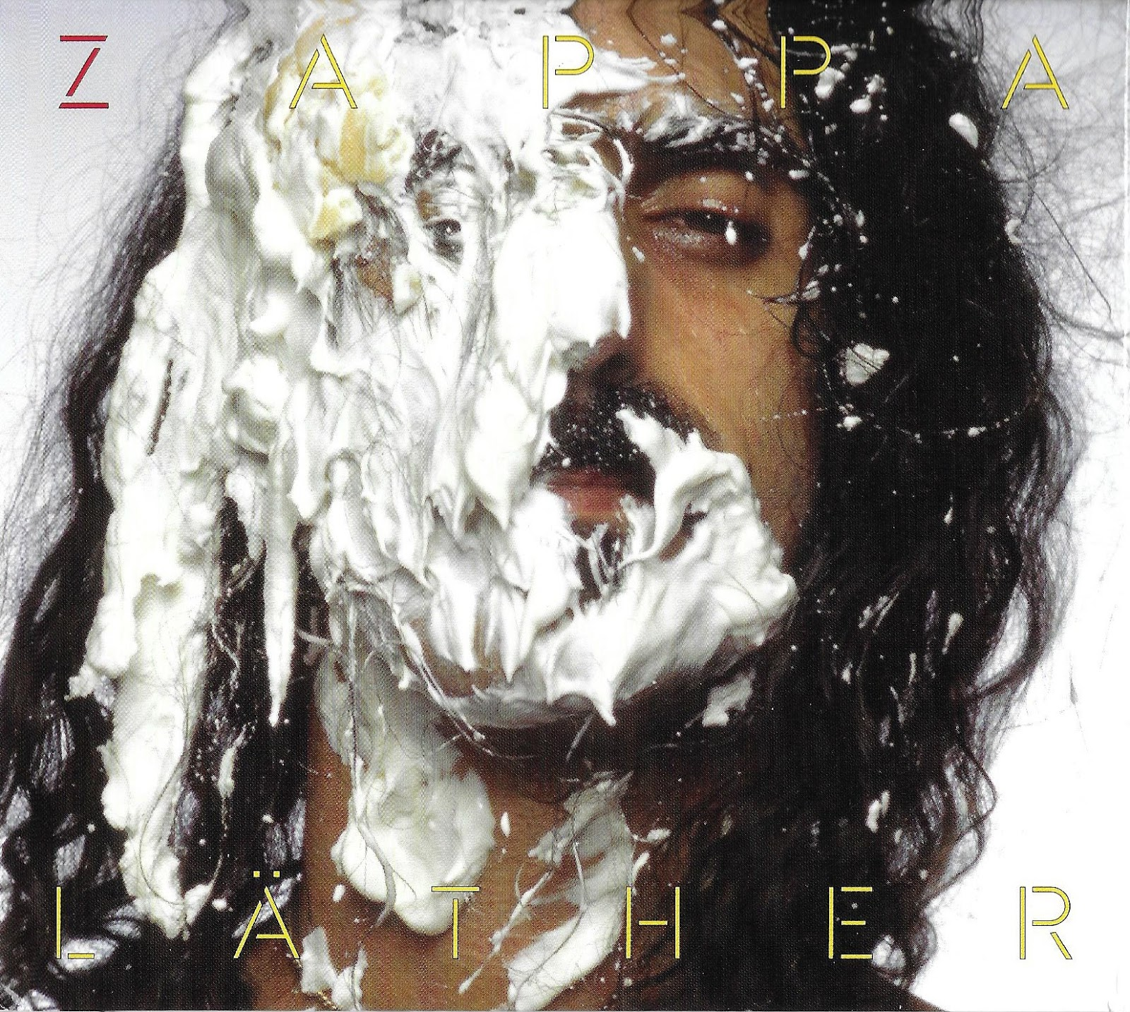 Jazz Rock Fusion Guitar Frank Zappa 1996 2012 L 228 Ther