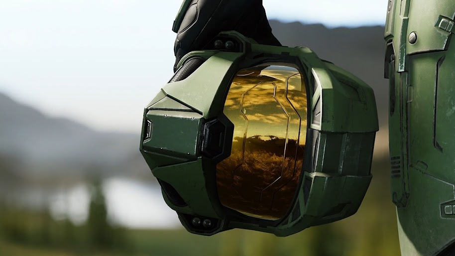 Halo Infinite Master Chief 4k Wallpaper 6
