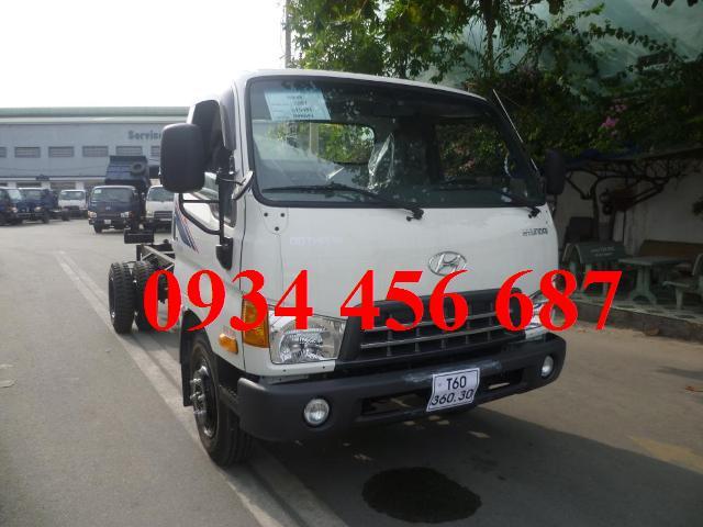 Báo giá xe HD 120s Đô Thành