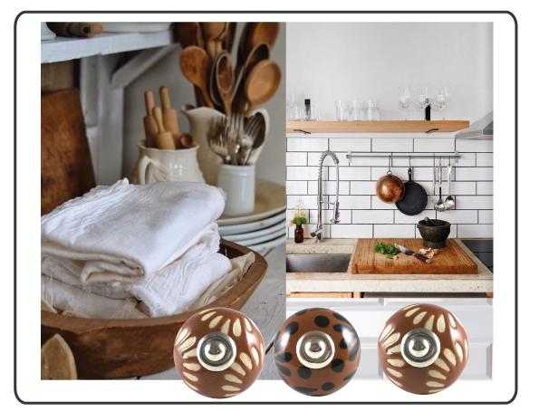 bouton de meuble cuisine