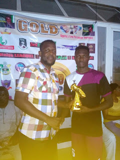 Olatunbosun, Onuwa sweep Gold Cup individual awards