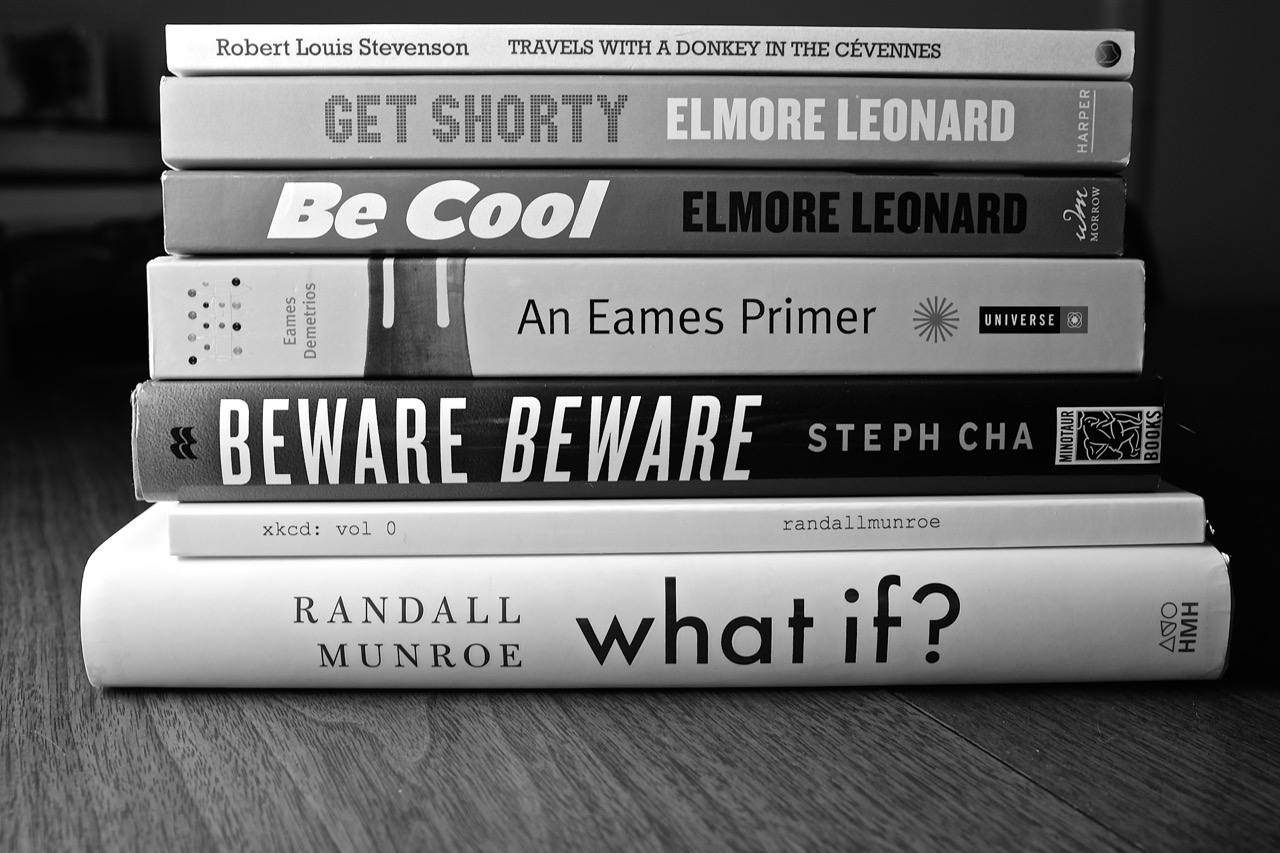The books I read in January 2015