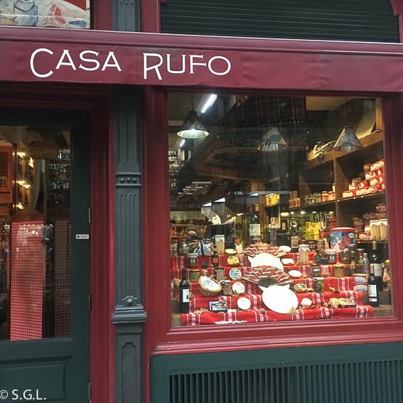 Comer en Bilbao, Casa Rufo