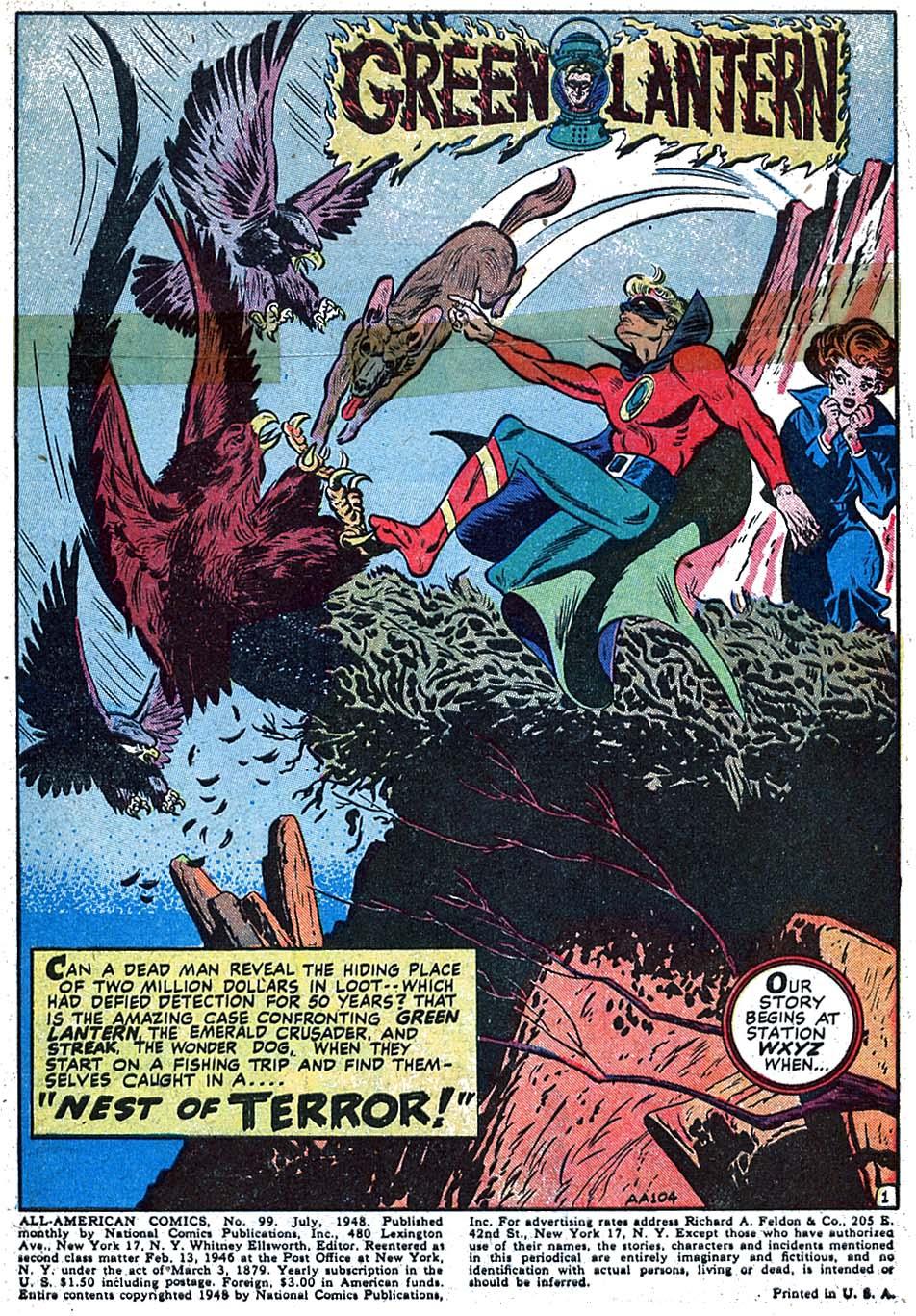 Read online All-American Comics (1939) comic -  Issue #99 - 3