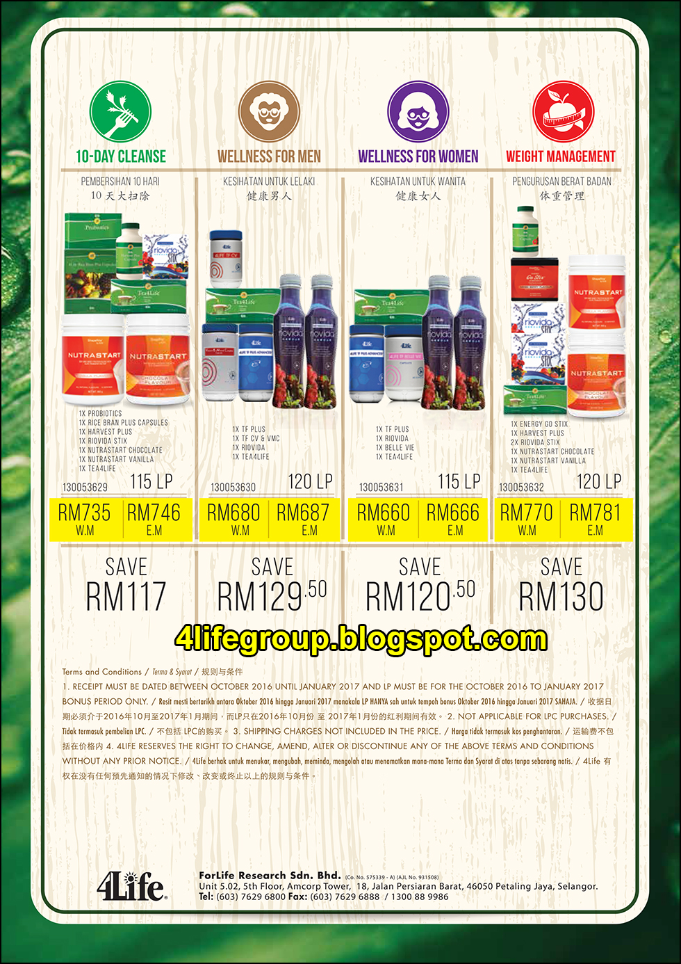 foto Cleansing & Lifestyle Promotion 2016 4Life Malaysia (2)
