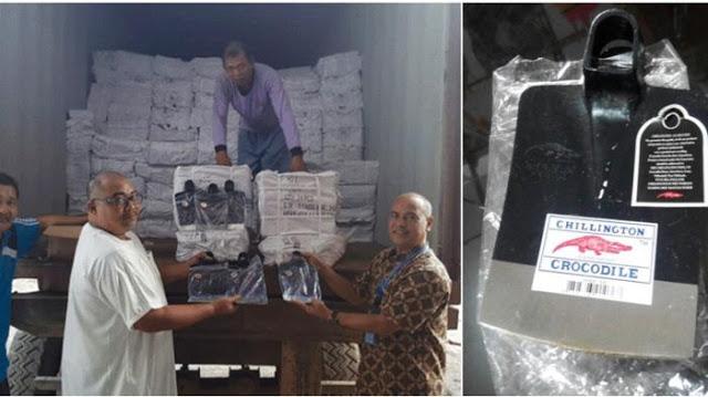 Pemerintah Realisasikan Impor Cangkul untuk Diperjualbelikan di Indonesia