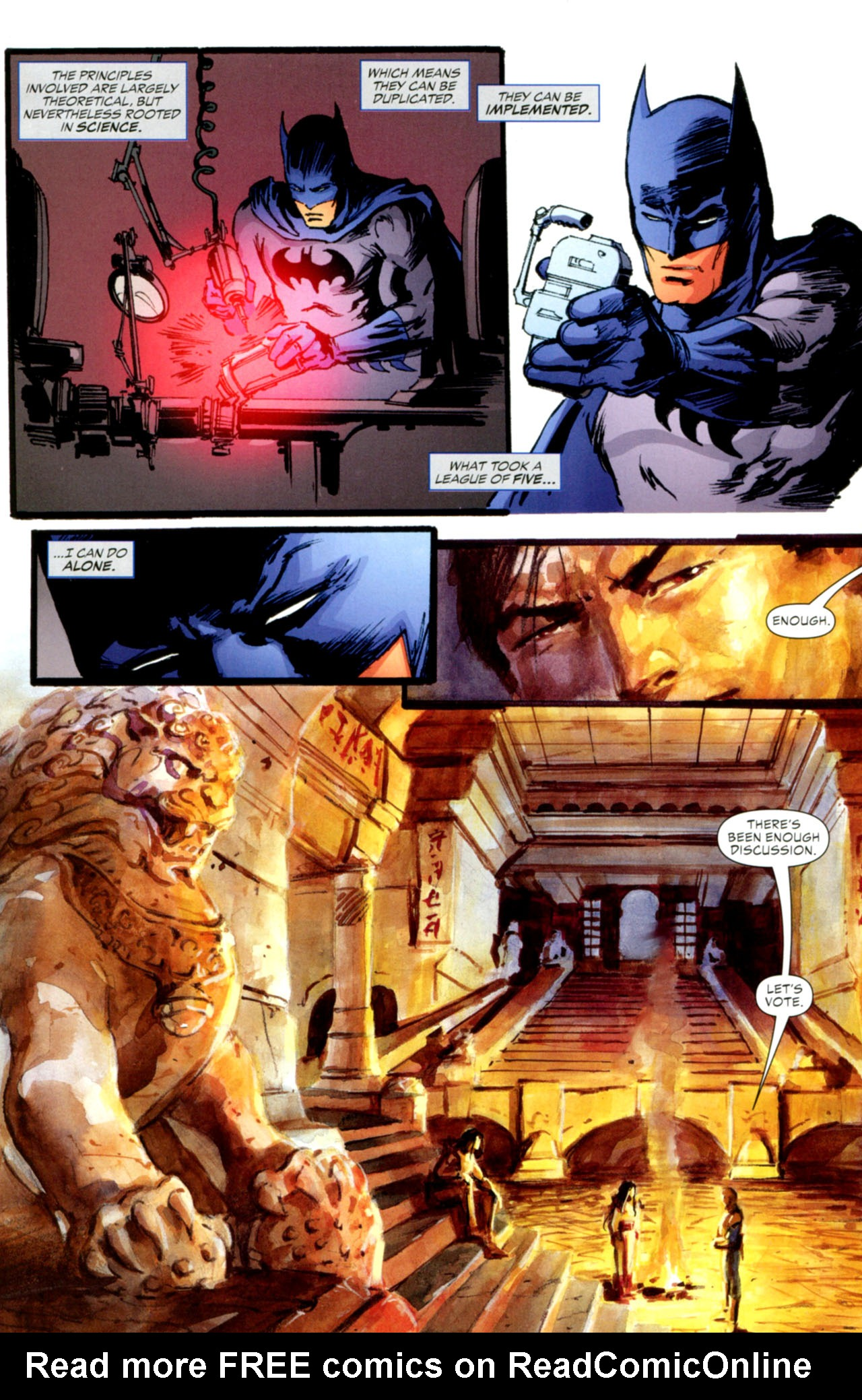 Batman Confidential Issue #53 #53 - English 14