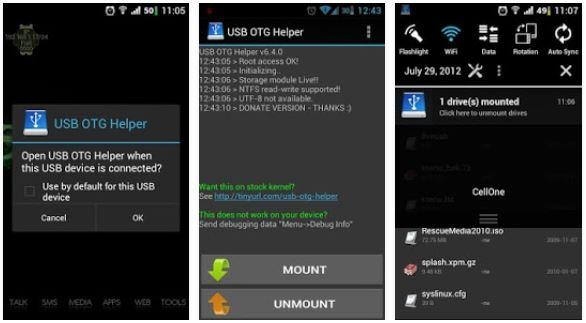 Cara Membuat Android Support USB OTG Dengan Mudah