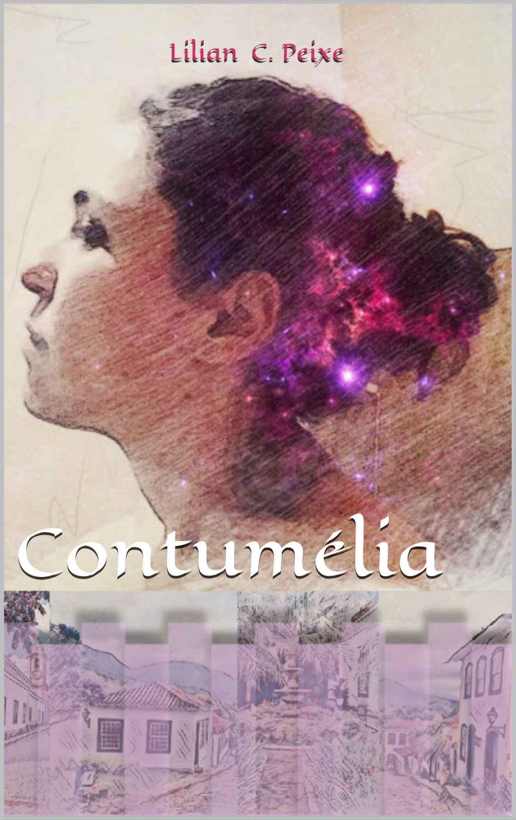 Capa livro Contumélia
