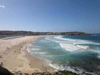 Playa Bondi. Sydney