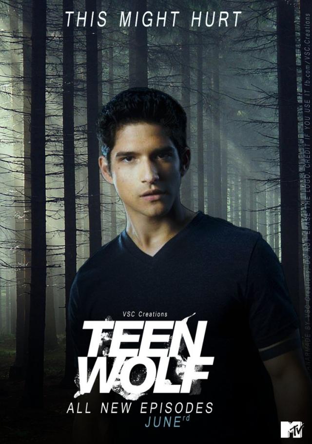Người Sói Teen Phần 3