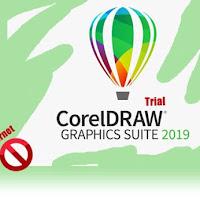 Cara Ampuh Supaya CorelDRAW Tidak Terdetek Trial saat Terhubung Internet