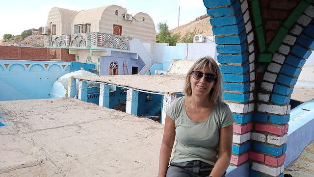 villaggio nubiano