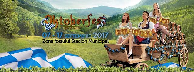 Festivalul berii Oktoberfest Brasov