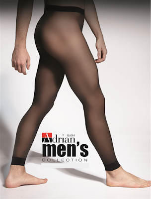 Control pantyhose for men