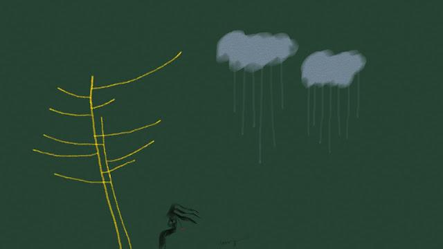 သင္းရည္လြင္ ● မိုးတစက္ ေလတစက္ လူေတြ