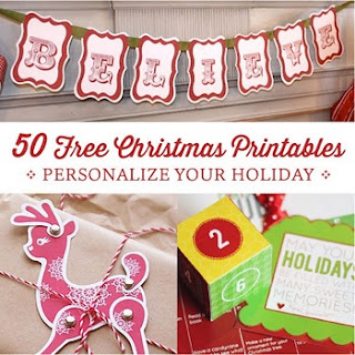 Image: personalcreations.com | 50 Free Christmas Printables