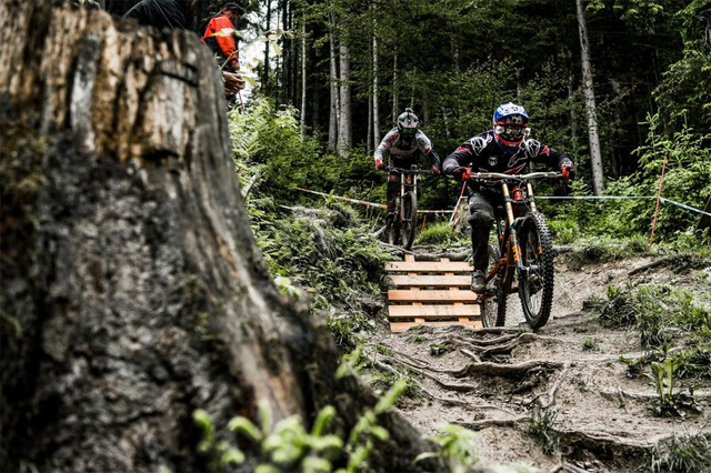 2016 Leogang UCI World Cup Downhill: Claudio Caluori's Track Preview