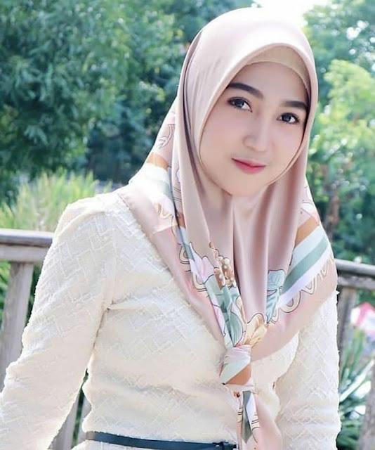 Beautiful Shari Hijab