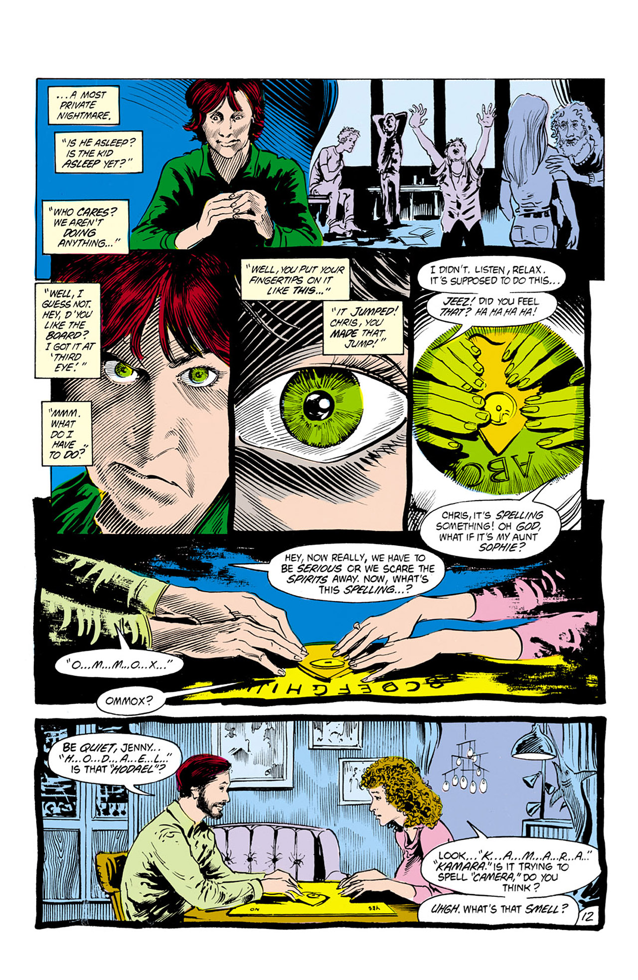 Swamp Thing (1982) Issue #25 #33 - English 13