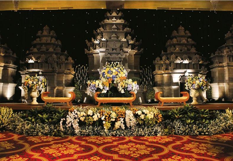 15 Terbaru Dekorasi Pernikahan Adat Bali Sederhana