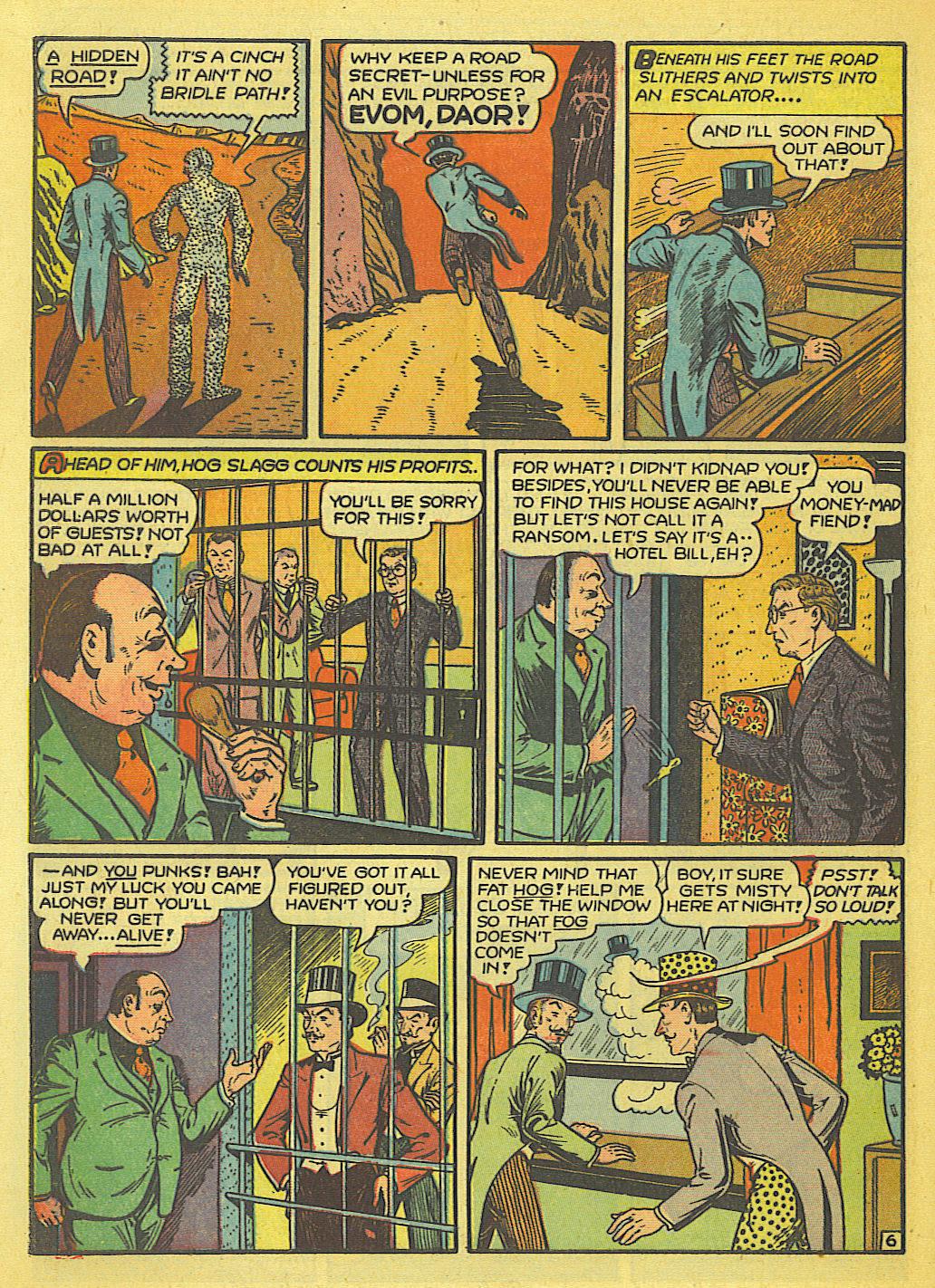 Action Comics (1938) 59 Page 58