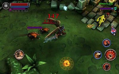 10 Game RPG Android Offline yang Sangat Ringan