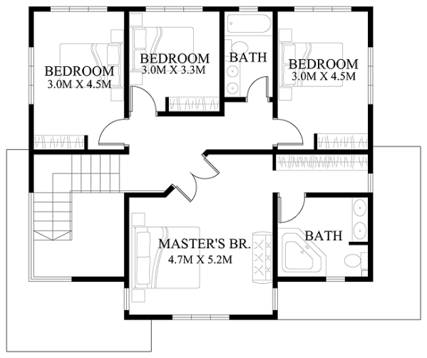 SECOND FLOOR PLAN Good Ideas