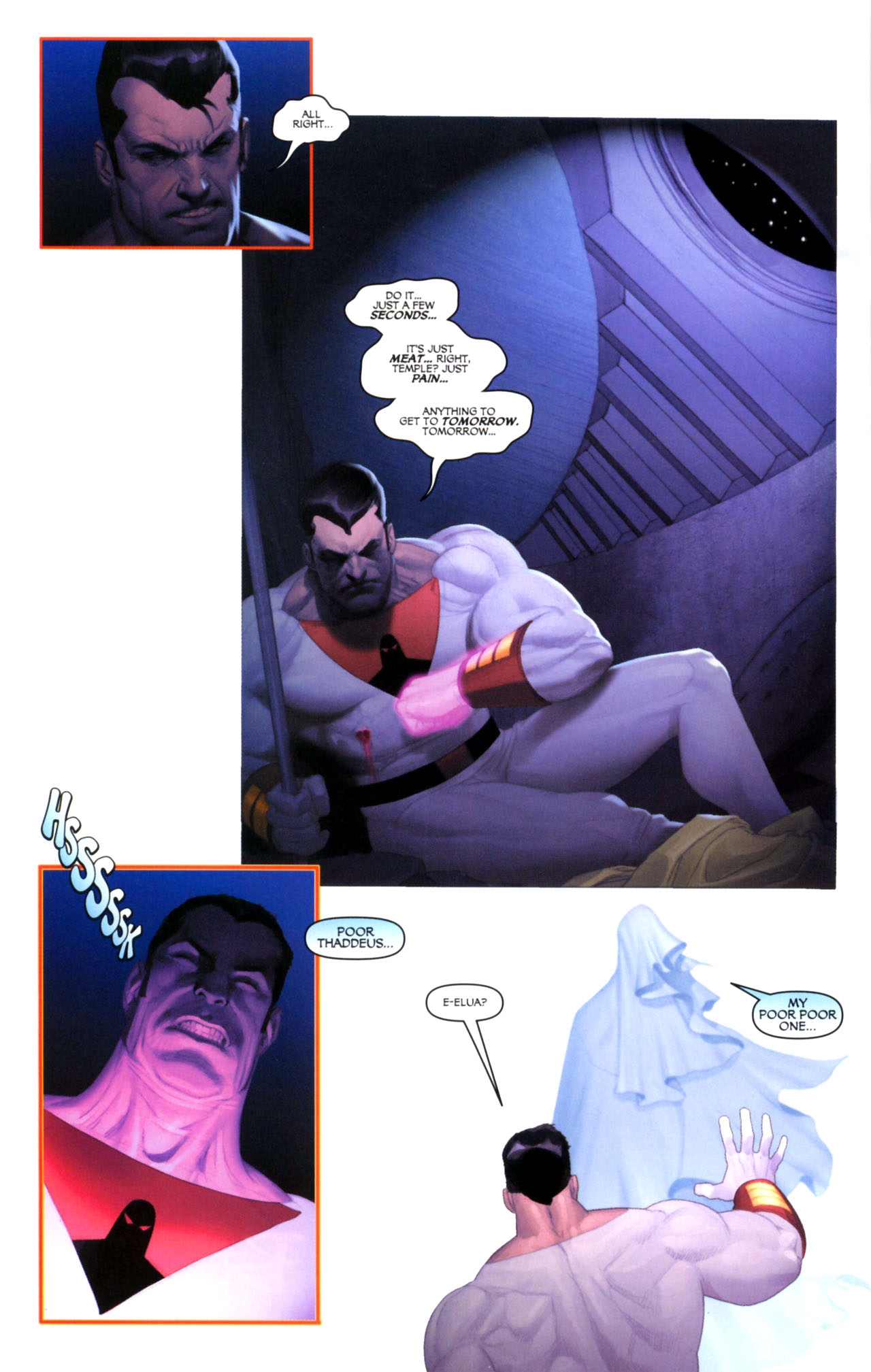 Read online Space Ghost (2005) comic -  Issue #5 - 16
