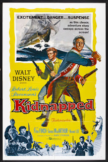 Original poster for Kidnapped
