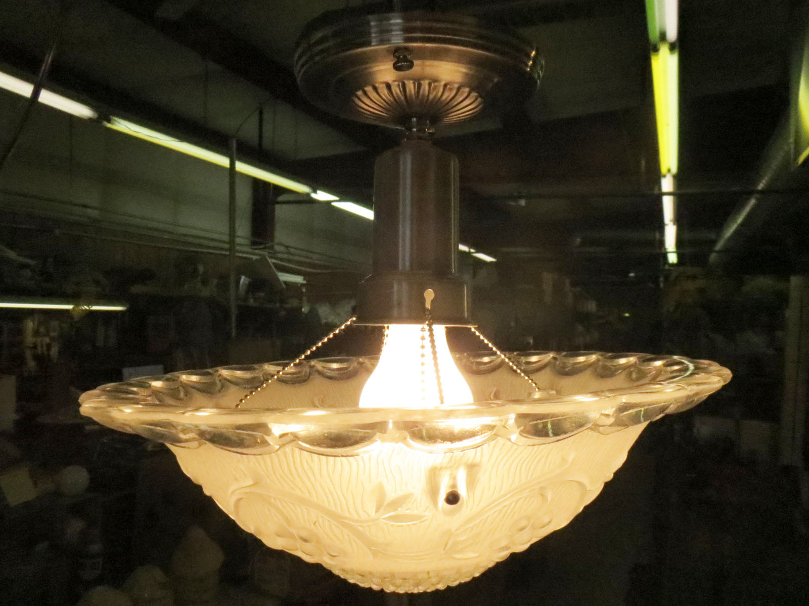 Lamp Parts and Repair | Lamp Doctor: Art Deco Style 3 Hole Beaded ...