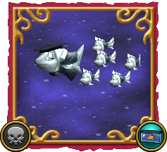 Wizard101 Fishing Dragonspyre Fish Death School of Fish