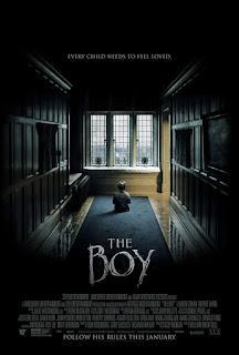Watch The Boy (2016) movie free online