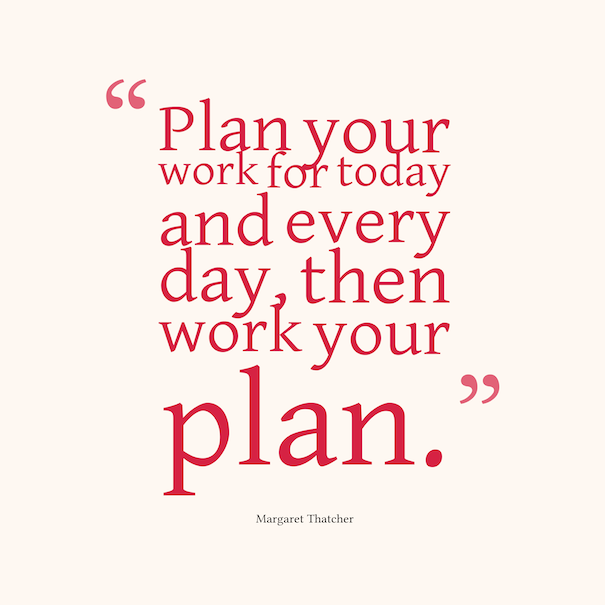 Great business planning quotes sayings