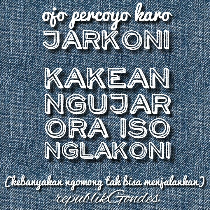 Kata Kata Lucu Bahasa Jawa 2016 Cerita Humor Lucu Kocak Gokil