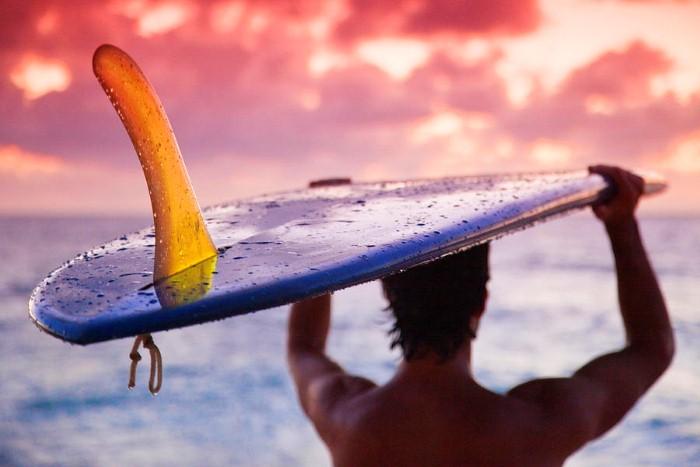 Красоты Гавайских островов. Фотографии. Sean Davey 9