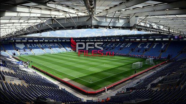 PES 2017 King Power Stadium by kilay