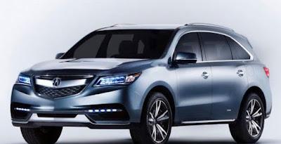 2019 Acura MDX Date de sortie, prix, design et spécifications Rumeur