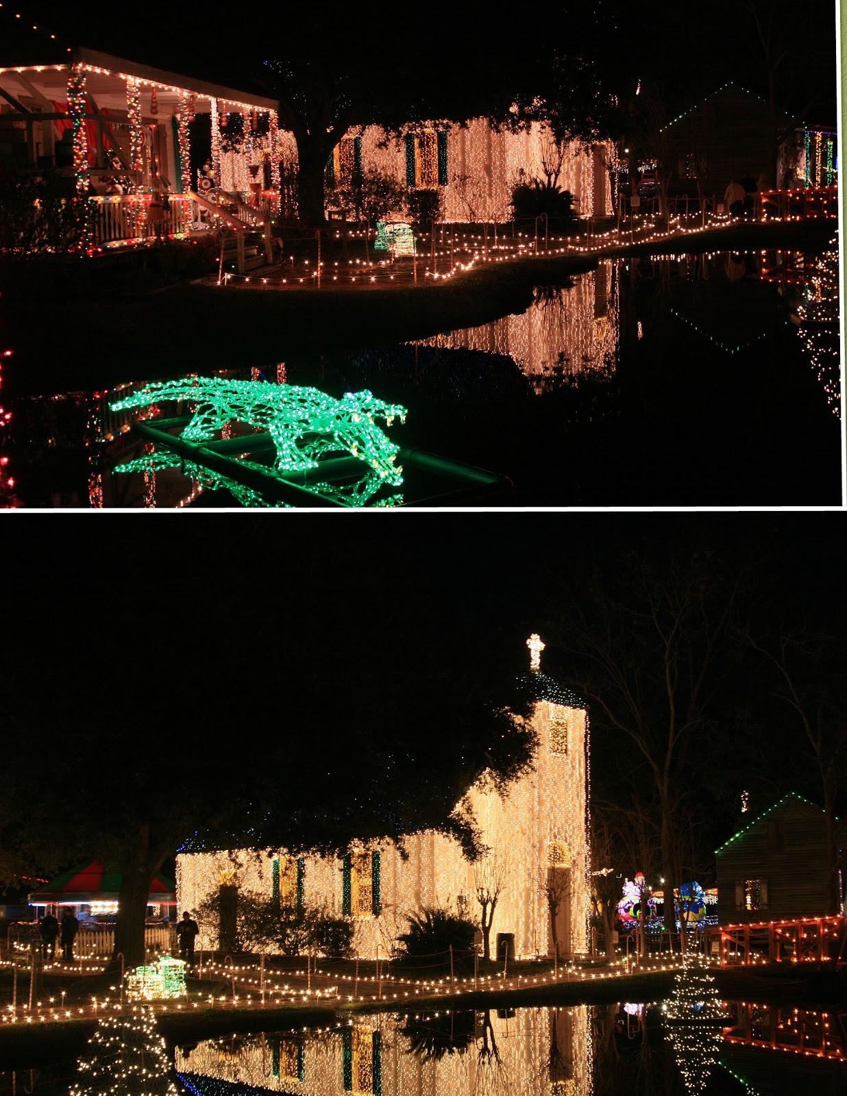 Christmas Lights Lafayette Louisiana Decoratingspecial Com