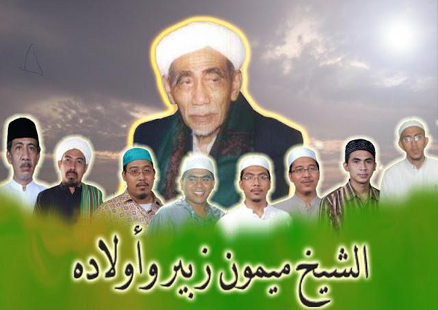 Rahasia KH Maimoen Zubair Mempunyai Putera-putera yang Alim