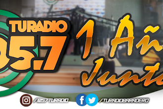 ¡TU RADIO 1 AÑO JUNTOS!