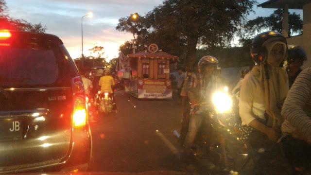 Karnaval HUT RI di Banda Aceh Tidak Mencerminkan Kota Madani