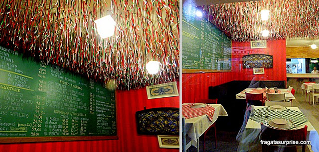 Restaurante Di Lucca - Salvador - Bahia
